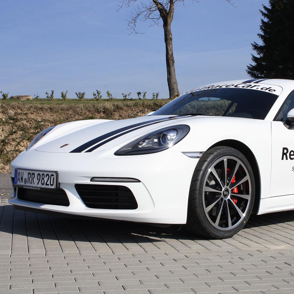 2018 Porsche 718 Cayman Camshaft: Porsche 718 Cayman