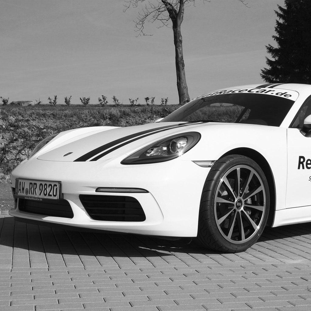 2018 Porsche 718 Cayman Camshaft: Rent Race Car